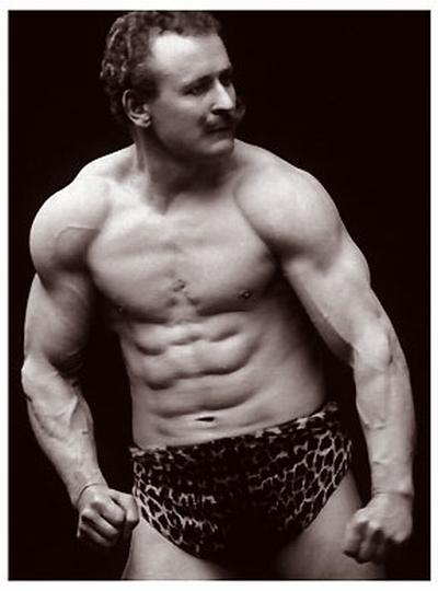 Natural Bodybuilding Pre Steroids And After (PICS